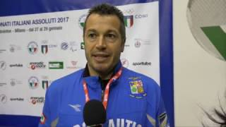 CAMPIONATI ITALIANI ASSOLUTI 2017 - DANIELE MONTECOLLE (GS AERONAUTICA MILITARE)