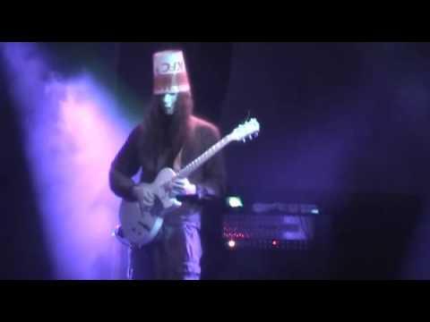 Buckethead - Computer Master Live