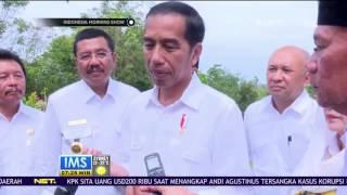 Presiden Jokowi Resmikan Tugu Titik Nol Islam Nusantara di Tapanuli Tengah