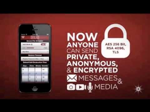 Wickr App Seeks To Outsmart NSA With Peer-To-Peer Encryption