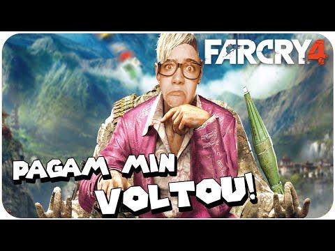 A VOLTA DE PAGAN MIN - Far Cry 4 #20