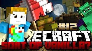 Minecraft: The Sort Of Vanilla Series #12 - MINING MINIONS