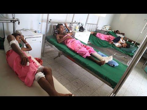 HRW: Saudi-Led Forces Kill Dozens in Yemen Using U.S.-Made Cluster Bombs
