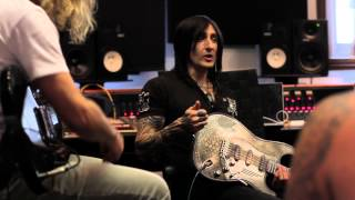 The Dead Daisies - In The Studio - Day 2