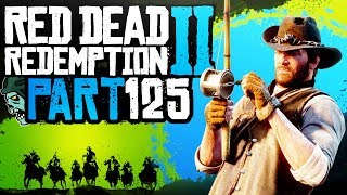 """Red Dead Redemption 2 - Part 125 """"A QUICK FAVOR FOR AN OLD FRIEND"""" (Gameplay/Walkthrough)"""