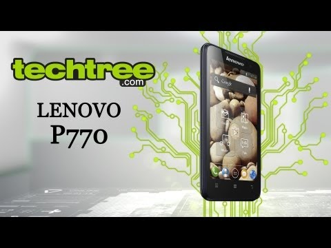 Lenovo P770  Smart Phone Review