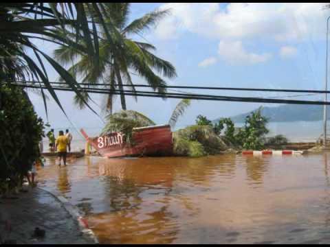 Tsunami in Patong