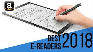 The Best e-Readers of 2018 | Top 6 New eBook Readers on Amazon