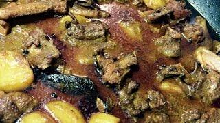হাঁসের মাংস ভূনা ॥ মজাদার হাঁস ভূনা ॥ Perfect Recipe for Duck ॥ Hash Vuna    R# 3