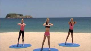 The Beach Bum Workout: Legs