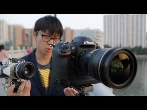 Nikon Df vs D4 - D4 Sensor in a Smaller Body?
