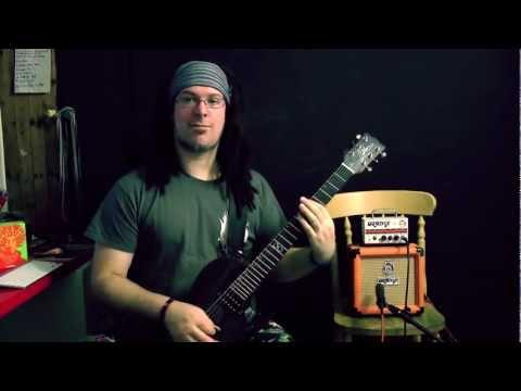 Orange Micro Terror Demo - Plus Xmas Competition