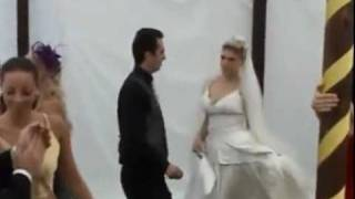 Drunk Woman At Wedding