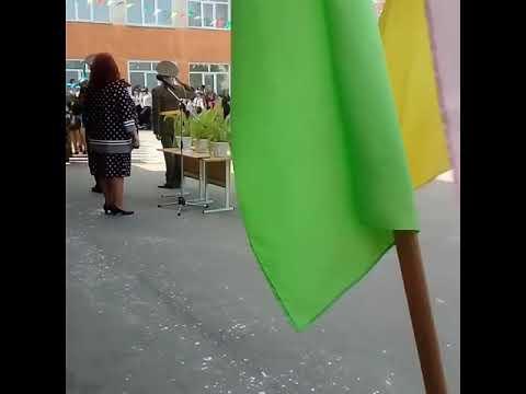 9 мая 34 гимназия Алматы