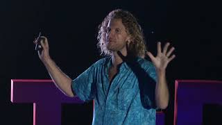 How we can hack the surfaces around us with projection mapping | Joe Crossley | TEDxUbud