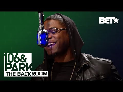 Big K.R.I.T. BET's The Backroom Freestyle!