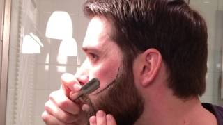 The Cut Buddy Review - How To Outline Your Beard Symmetrically