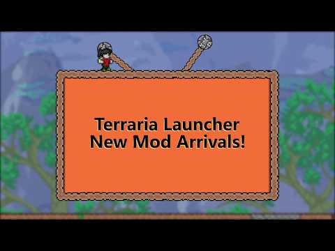 Launcher for Terraria (Mods) APK Cover
