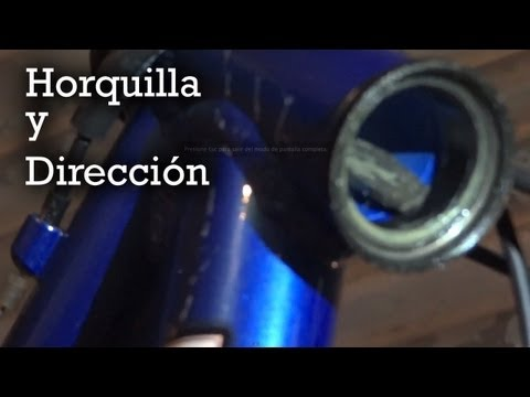 Sustitución Horquilla y Dirección | @BricoBici