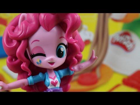 Kucykowe potrawy - Equestria Girls & Shopkins & Play Doh | Bajki dla dzieci