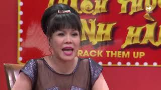 """Duy Khương, Lê Trang, Minh Dự rủ nhau """"càng quét"""" sân khấu Thách Thức Danh Hài"""