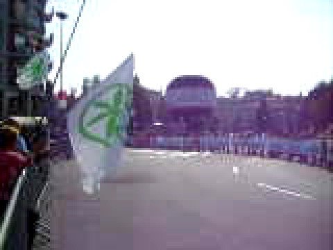 MICHEAL ROGERS CRONO MONDIALE VARESE 2008