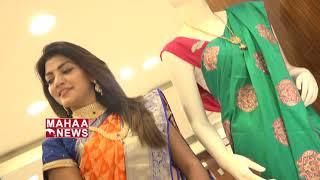 Different Type Of Saree In Goli Silks At Vijayawada | Fashion World