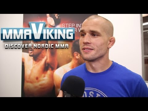 Tom Niinimäki Pre UFC Berlin Interview