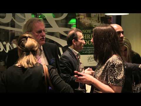 Belgian Tourist Office Brussels & Wallonia UK - WTM networking party 2012