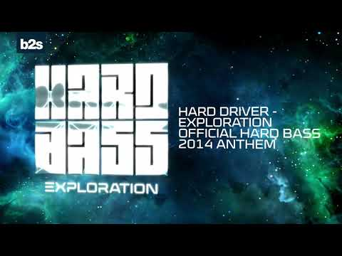 Hard Driver - Exploration (Official Hard Bass 2014 anthem)