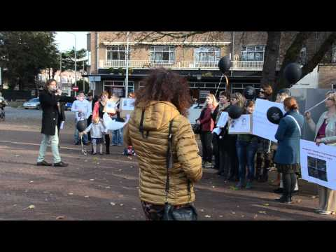 08 Memoriam and demonstration for victims of Odessa fire