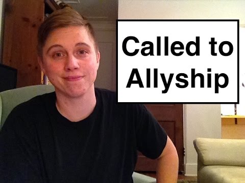 Transgender and Christian: Why You're Called To Allyship