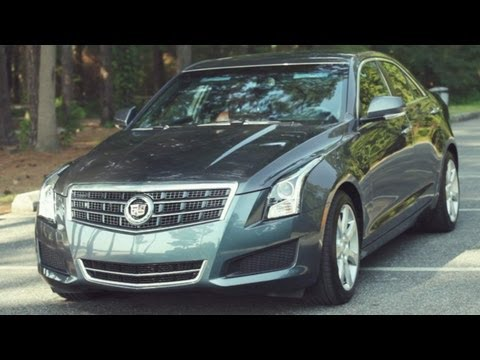 2013 Cadillac ATS - First Drive - CAR and DRIVER
