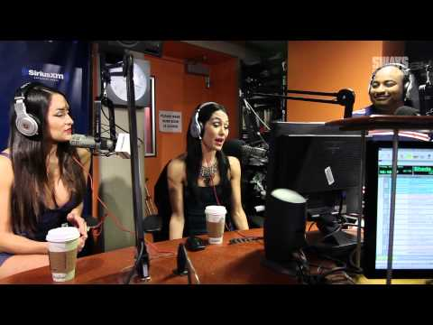 Bella Twins on Dating Professional Wrestlers