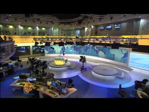Al Jazeera condemns video of staff arrest