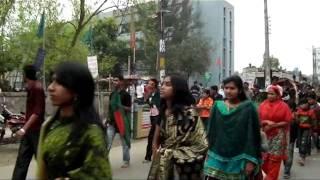 Kushtia Ekushey Rally Part - 3 Organized by কালপুরুষ - Kalpurush