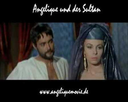 Angelique und der Sultan DVD Deutsch Video