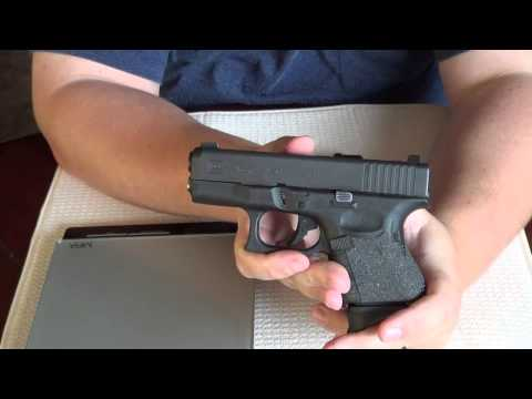 Bersa BP9CC vs Glock 26: Size & Feature Comparison