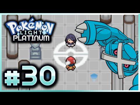 Let's Play Pokemon: Light Platinum - Part 30 - Elite Four Elizabeth