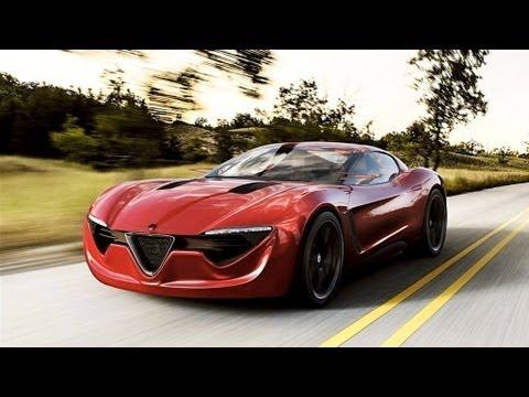 Alfa Romeo 6c Youtube