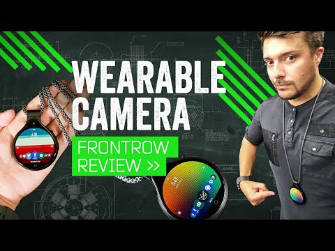 FrontRow Review: A Camera You Can Wear [But Should You?]