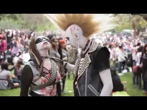 New Zombie Walk 2013.mp4