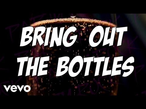 Redfoo - Bring Out The Bottles (Lyric Video)