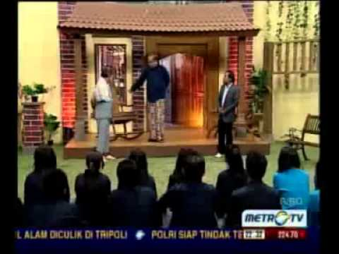 JOKOWI Di Sentilan-Sentilun Metro TV part 1
