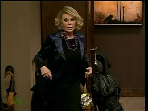 Joan Rivers DESTROYS poker player on Celebrity apprentice