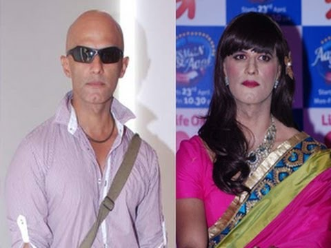 Rajesh Khera TURNS INTO a WOMAN