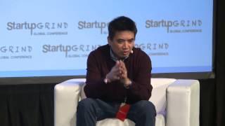How to Break a Monopoly   Eric Yuan (Zoom) & Jim Scheinman (Maven Ventures) @ Startup Grind 2017