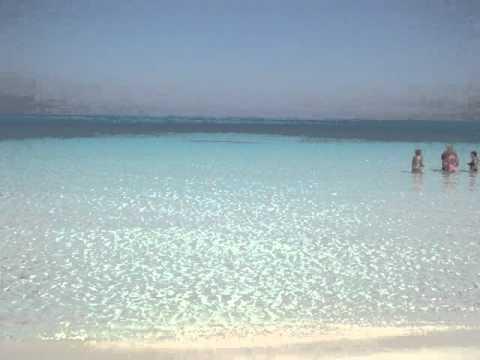 Playa Perla Blanca Cayo Santa Maria Cuba By COLOR