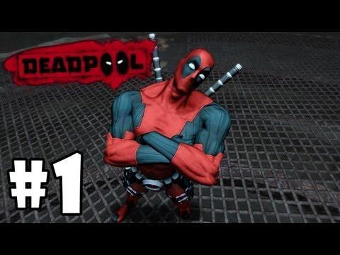 Прохождение Deadpool - Серия 1 (Начало безумия!)