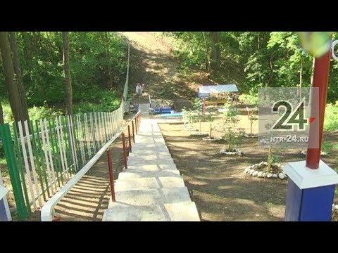 В Нижнекамском районе хотят создать трогательный зоопарк и грибной маршрут
